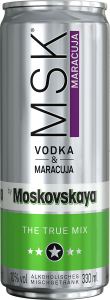 MSK Vodka & Maracuja
